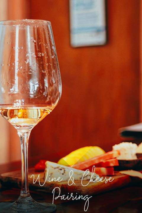 Wine and Cheese Pairing Yarra Valley